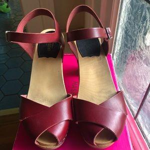 Swedish Hasbeens Merci sandal